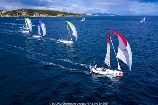 Audi Sailing Champions League - Porto Cervo 2020