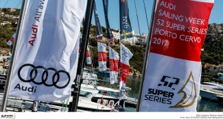Audi Sailing Week - 52 Super Series  - Porto Cervo 2017