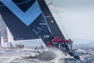Audi 52 Super Series Sailing Week  - Porto Cervo 2019