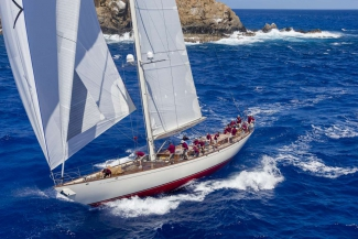 Loro Piana Caribbean Superyacht Regatta and RendezVous - Virgin Gorda, BVI 2015