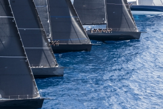 Loro Piana Superyacht Regatta - Porto Cervo 2016