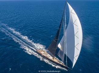 Loro Piana Superyacht Regatta - Porto Cervo 2018