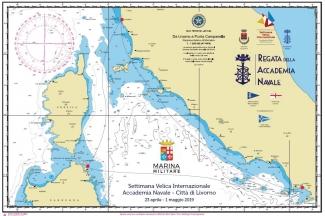 Regata della Accademia Navale - Livorno 2019