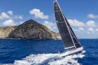 Rolex Swan Cup Caribbean - Virgin Gorda 2017