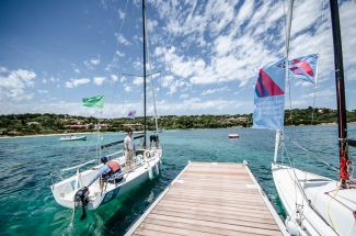 Invitational Team Racing Challenge - - Porto Cervo 2016