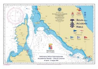 Regata della Accademia Navale - Livorno 2020