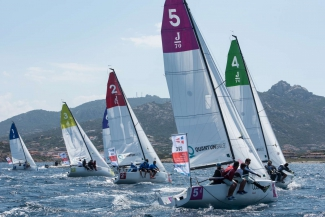 Audi - Italian Sailing League - Final - Porto Cervo 2018