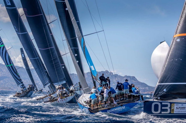 Audi 52 Super Series Porto Cervo<BR />  &<BR /> TP 52 20th Anniversary Invitational - Cancelled   - Porto Cervo 2020 - 1