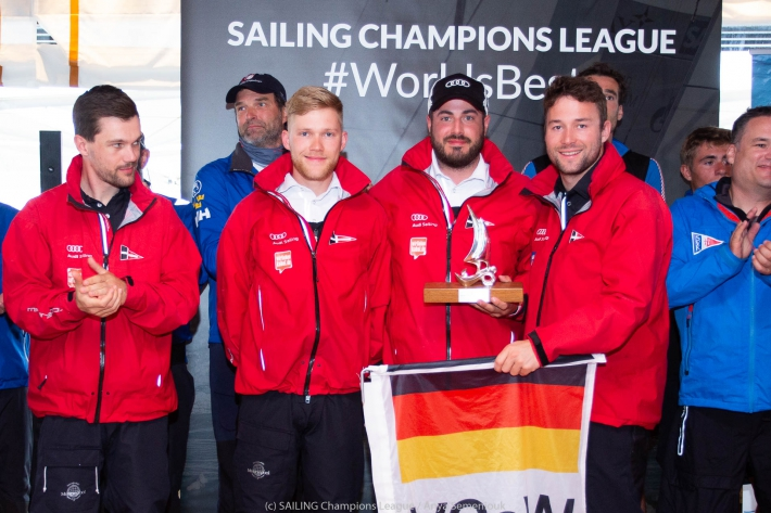 One Ocean Sailing Champions League  - Porto Cervo 2019 - 4
