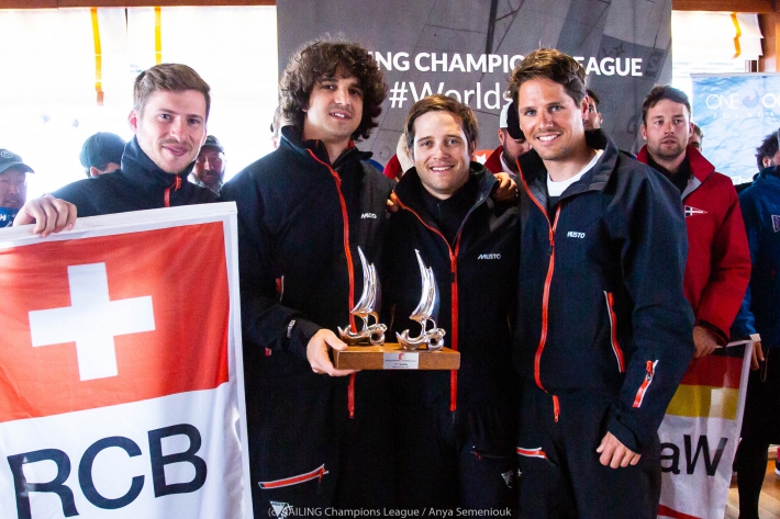 One Ocean Sailing Champions League  - Porto Cervo 2019 - 3