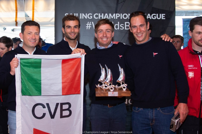 One Ocean Sailing Champions League  - Porto Cervo 2019 - 2