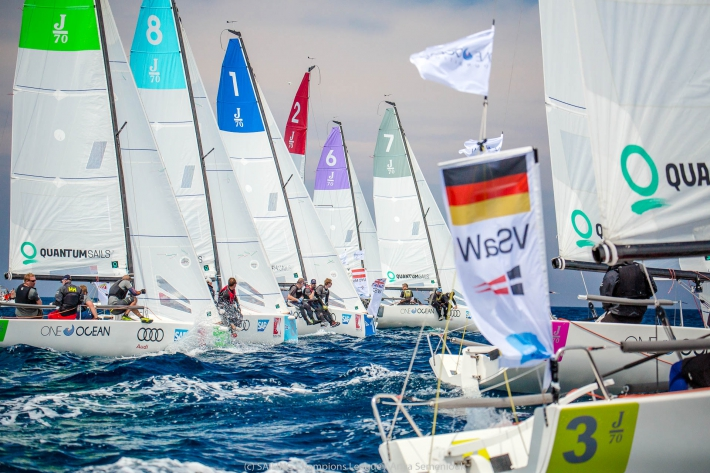 One Ocean Sailing Champions League  - Porto Cervo 2019 - 5