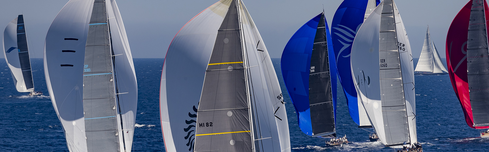 Loro Piana Superyacht Regatta  - Porto Cervo 2021
