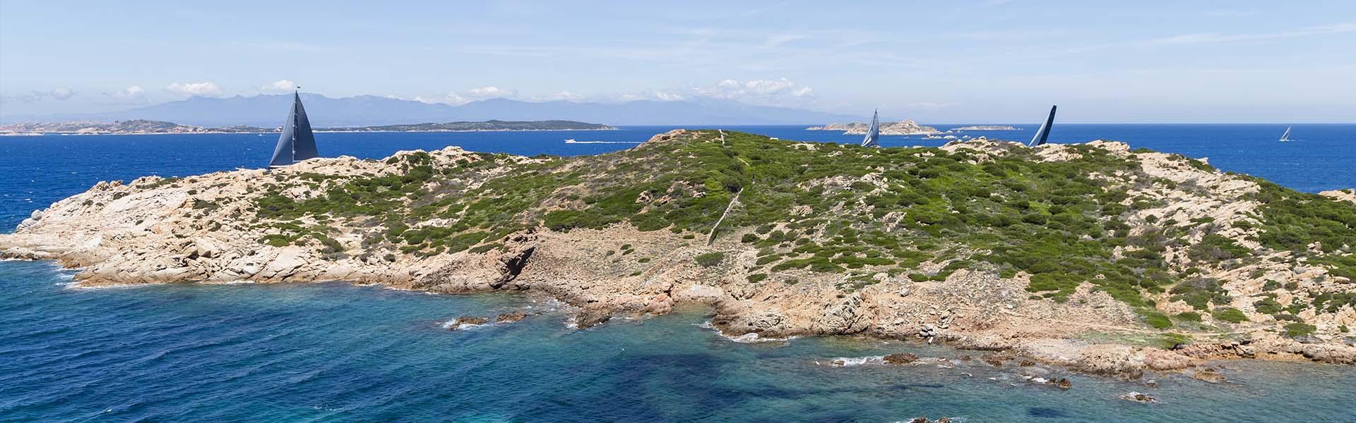 Loro Piana Superyacht Regatta  - Porto Cervo 2019