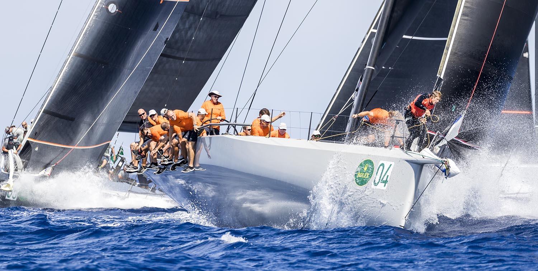 Maxi Yacht Rolex Cup: una giornata da incorniciare - NEWS - Yacht Club Costa Smeralda