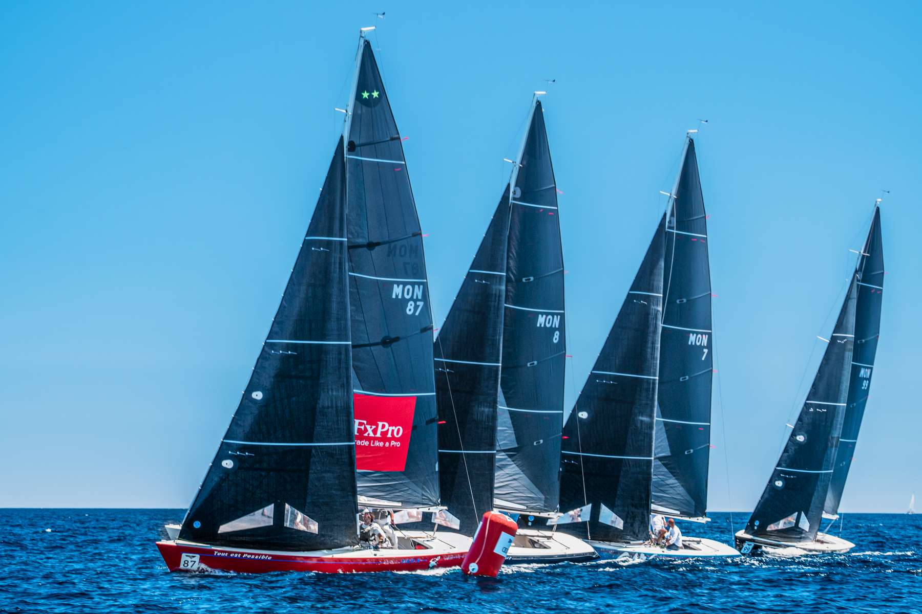 Coppa Europa Smeralda 888, iniziano oggi le regate - NEWS - Yacht Club Costa Smeralda
