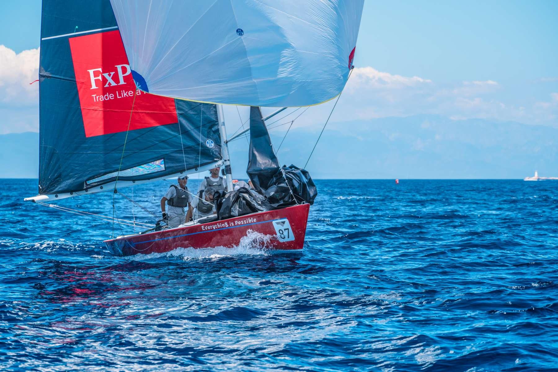 Coppa Europa Smeralda 888, trionfa il team di Beda - NEWS - Yacht Club Costa Smeralda