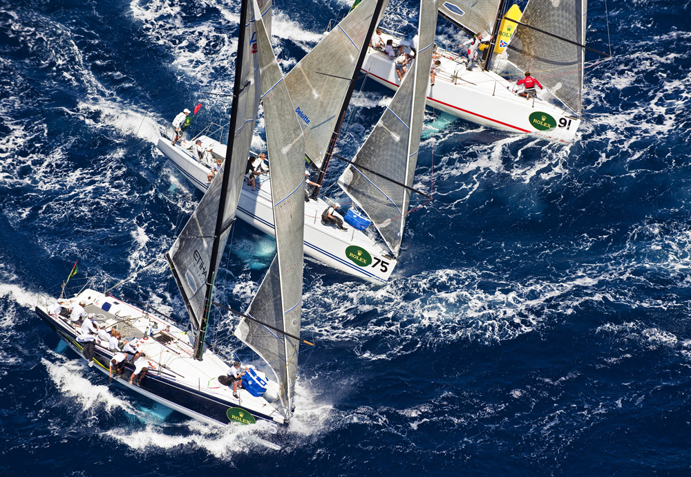 Rolex Farr 40 World Championship al via a Porto Cervo - NEWS - Yacht Club Costa Smeralda