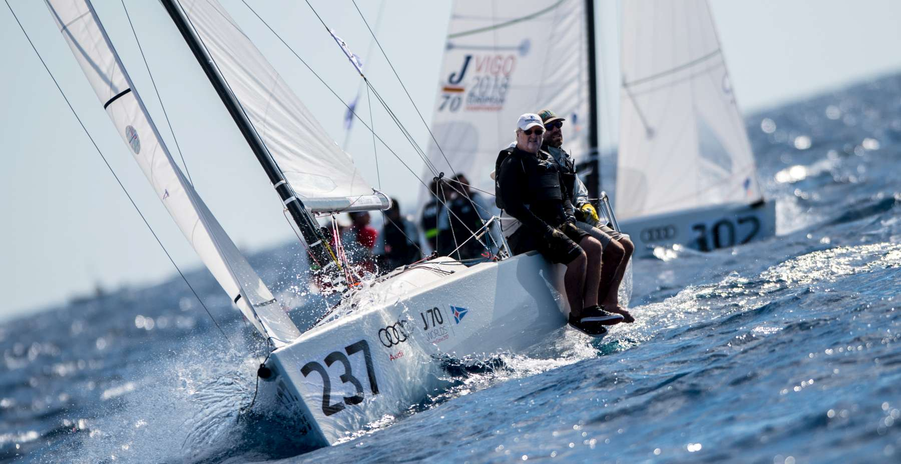 Audi J/70 World Championship: Relative Obscurity Rises to the Top - NEWS - Yacht Club Costa Smeralda