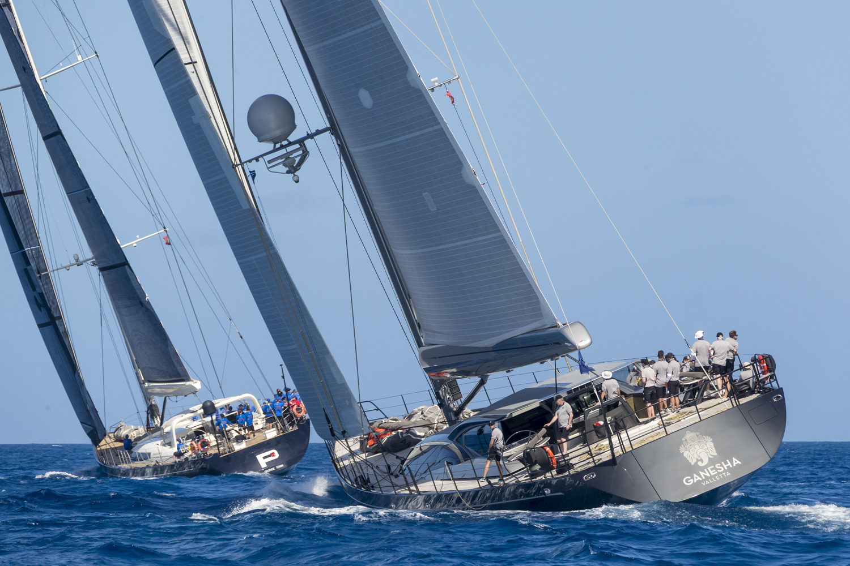 Splendid start to Loro Piana Caribbean Superyacht Regatta & Rendezvous - NEWS - Yacht Club Costa Smeralda