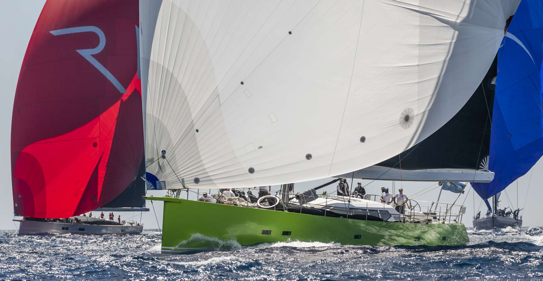 Loro Piana Superyacht Regatta Glorious Second Day in Costa Smeralda - NEWS - Yacht Club Costa Smeralda