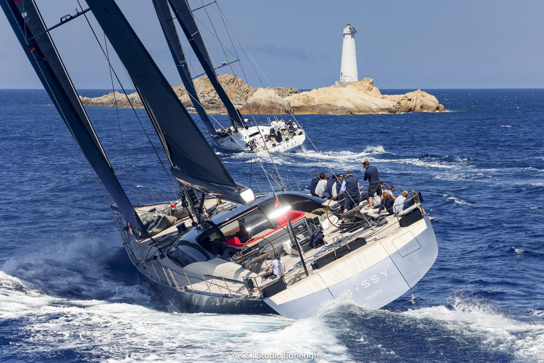 Loro Piana Superyacht Regatta, seconda giornata con vento e mare ideali - NEWS - Yacht Club Costa Smeralda