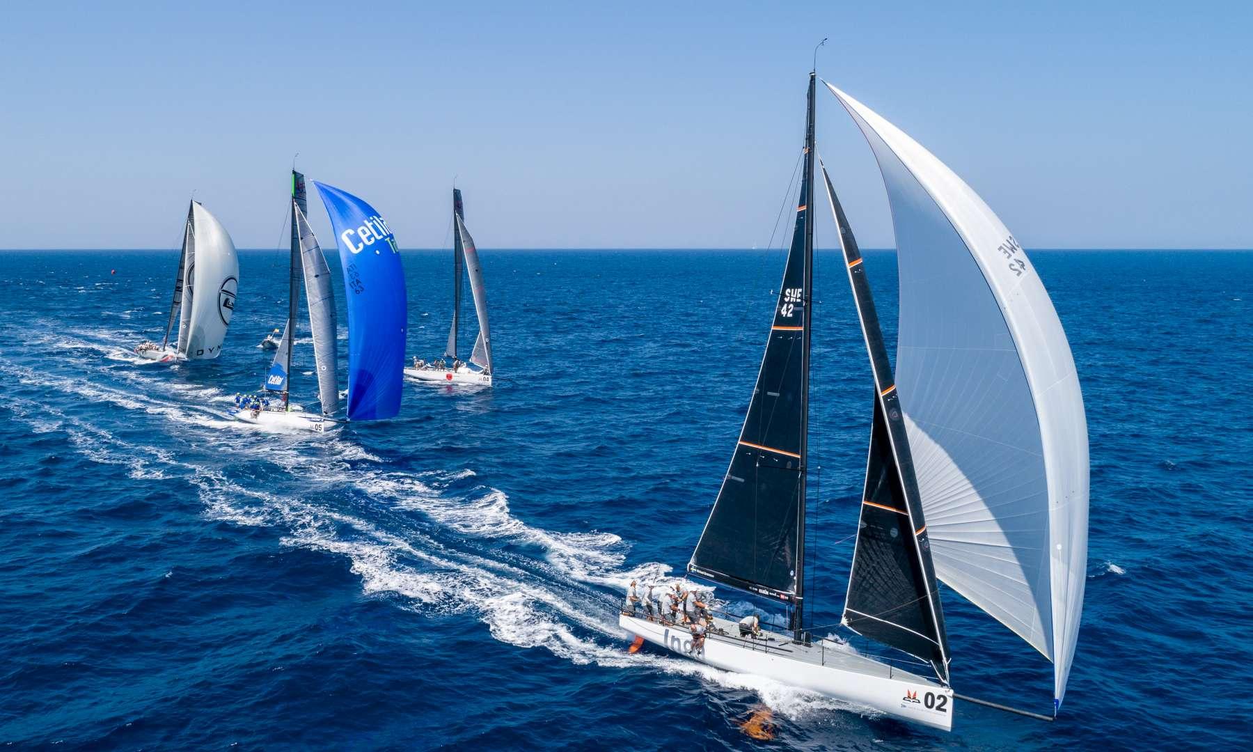 Inga wins the One Ocean Melges 40 Grand Prix - NEWS - Yacht Club Costa Smeralda