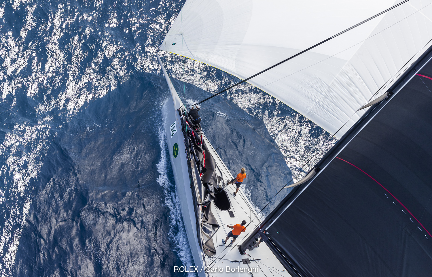 29th edition of Maxi Yacht Rolex Cup concludes in grand style - NEWS - Yacht Club Costa Smeralda
