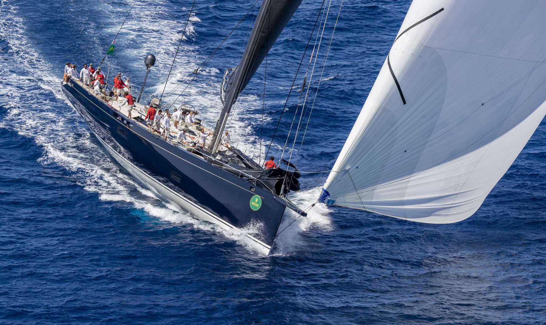 Interview with Alberto Bolzan My Song tactician - Maxi Yacht Rolex Cup 2018 - NEWS - Yacht Club Costa Smeralda