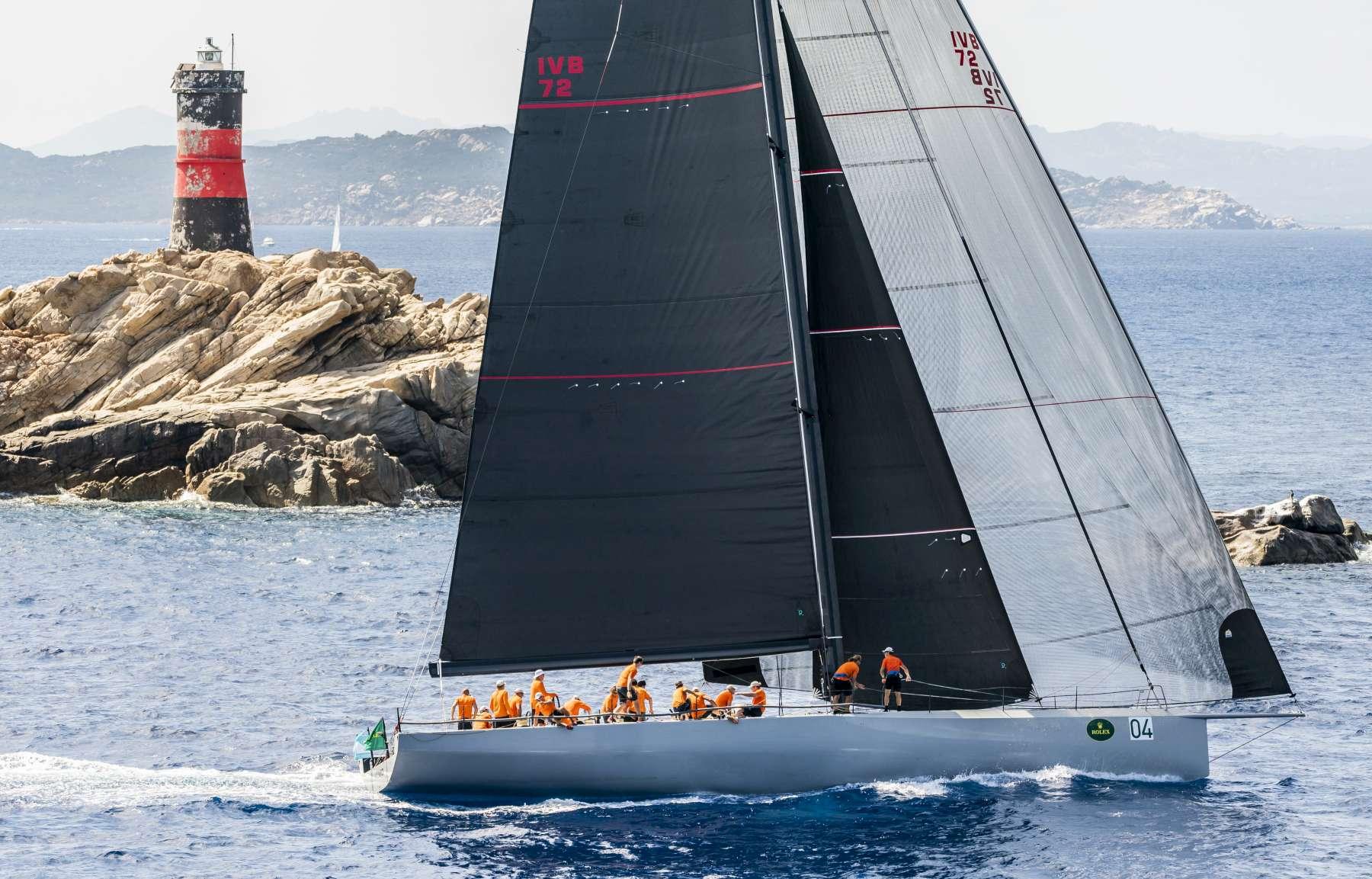 Maxi Yacht Rolex Cup: Momo, Supernikka e H2O sono già vincitori con una giornata di anticipo. - NEWS - Yacht Club Costa Smeralda