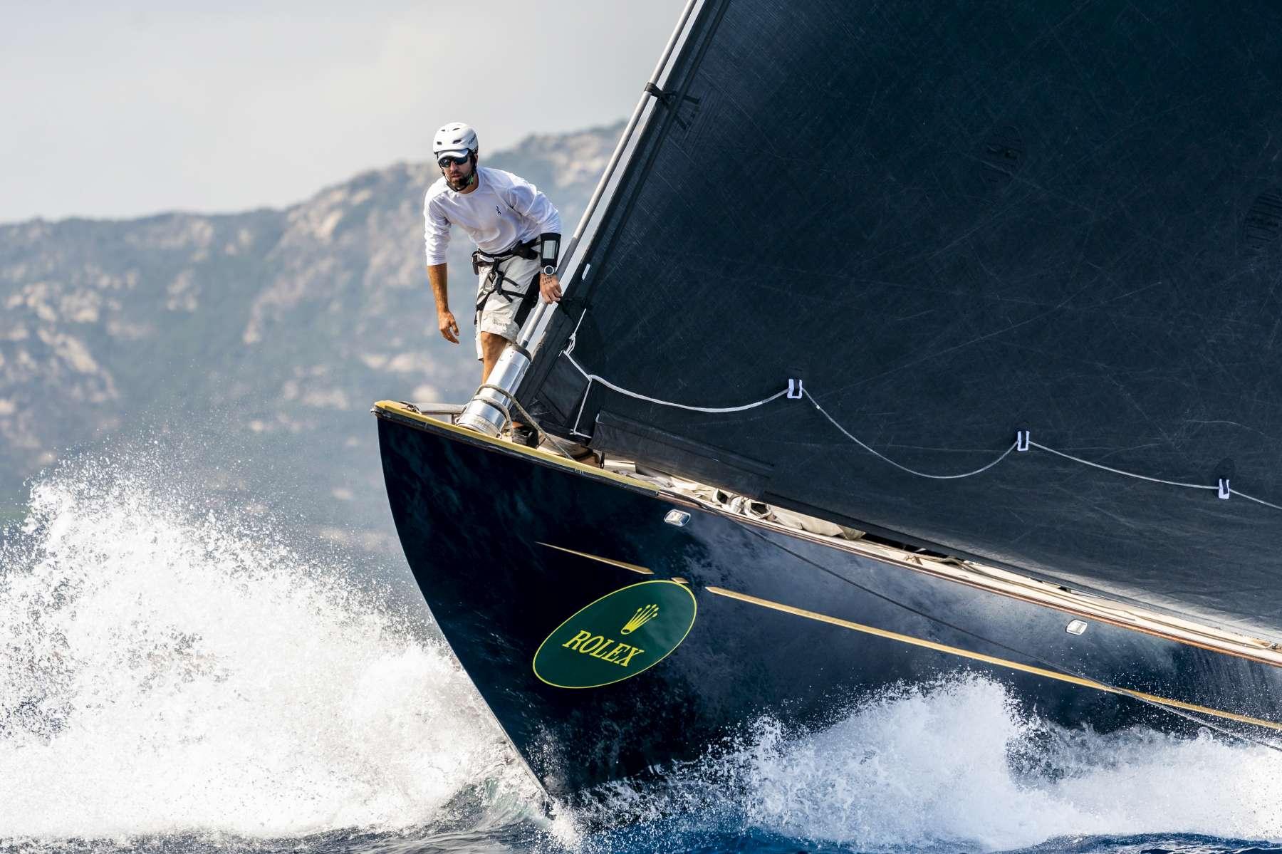 Maxi Yacht Rolex Cup: leaderboard starts to take shape - NEWS - Yacht Club Costa Smeralda