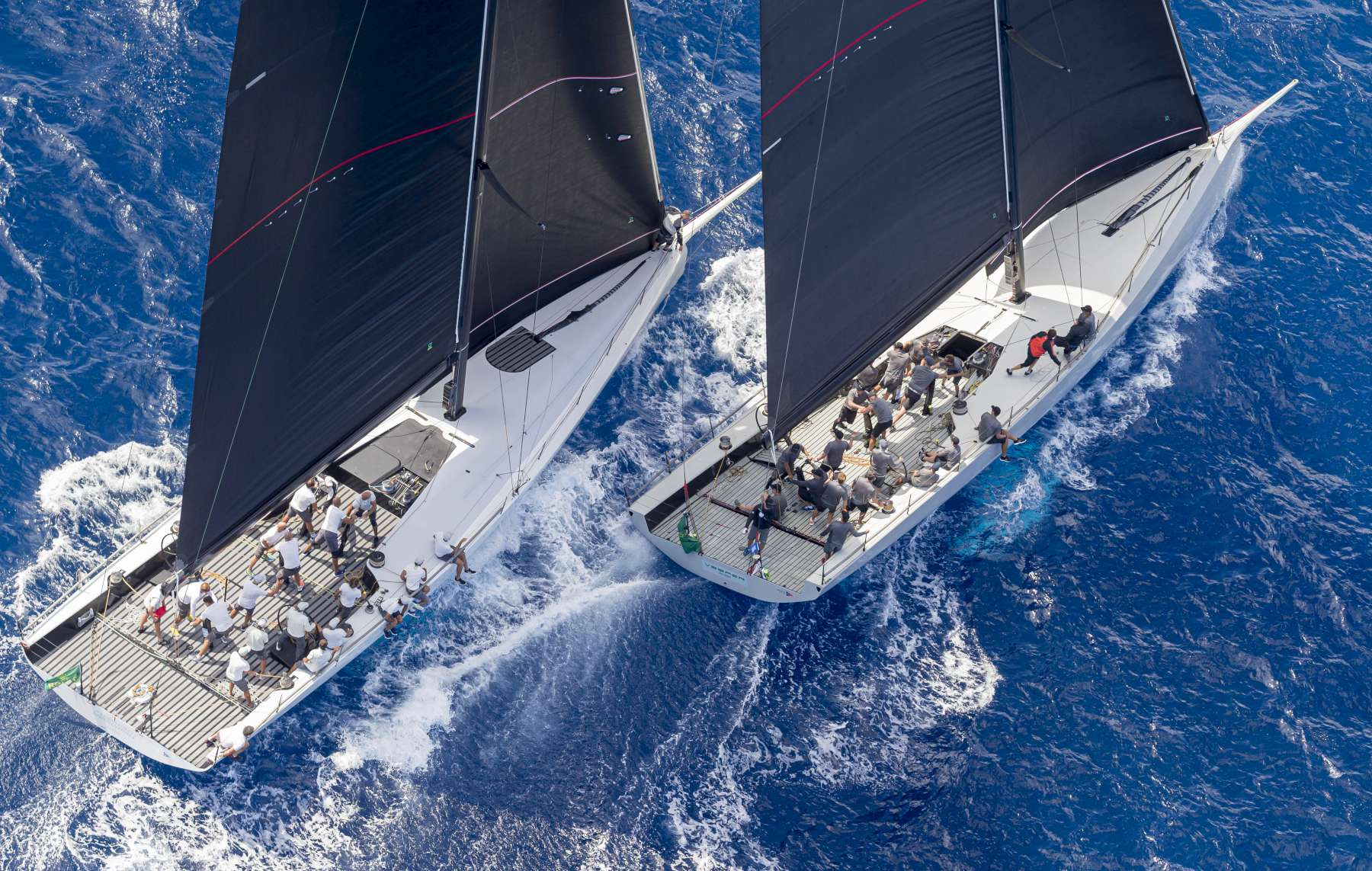 30th edition of the Maxi Yacht Rolex Cup concludes in Porto Cervo - NEWS - Yacht Club Costa Smeralda