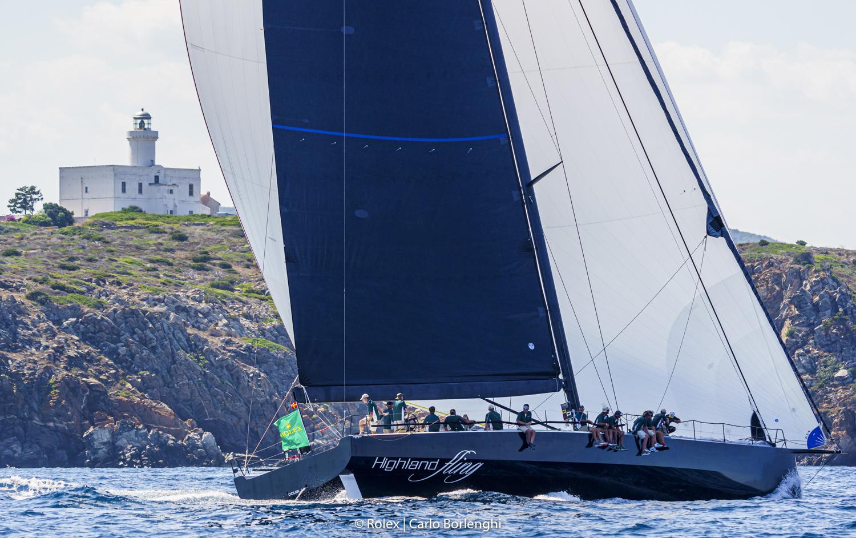 Vertici delle classifiche provvisorie riconfermati nel secondo giorno della Maxi Yacht Rolex Cup - NEWS - Yacht Club Costa Smeralda