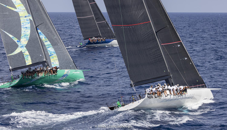 Conclusa con successo la 31^ edizione della Maxi Yacht Rolex Cup - NEWS - Yacht Club Costa Smeralda