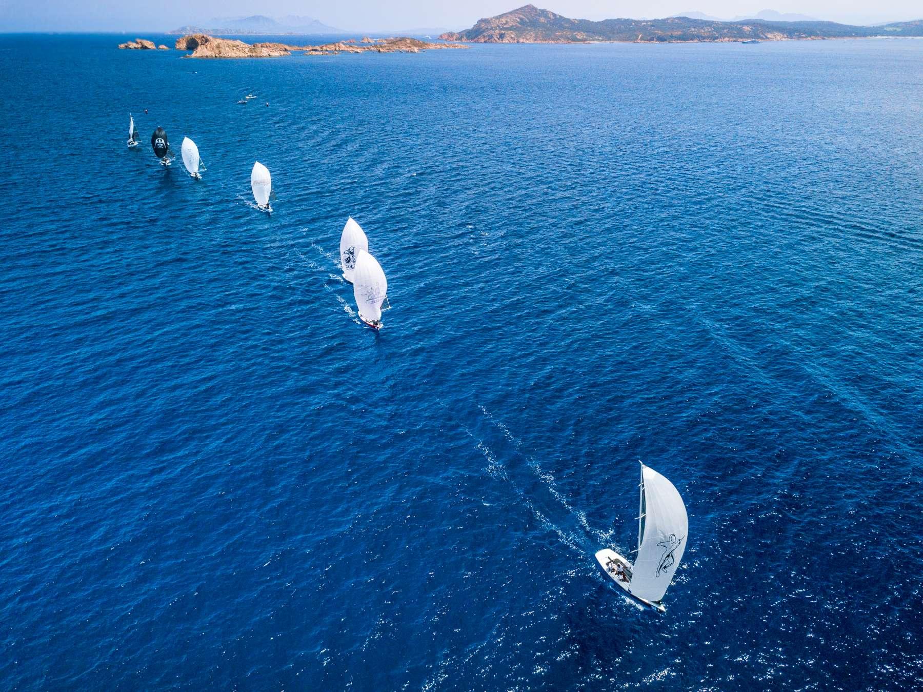 La Coppa Europa 888 apre la stagione sportiva dello Yacht Club Costa Smeralda - NEWS - Yacht Club Costa Smeralda