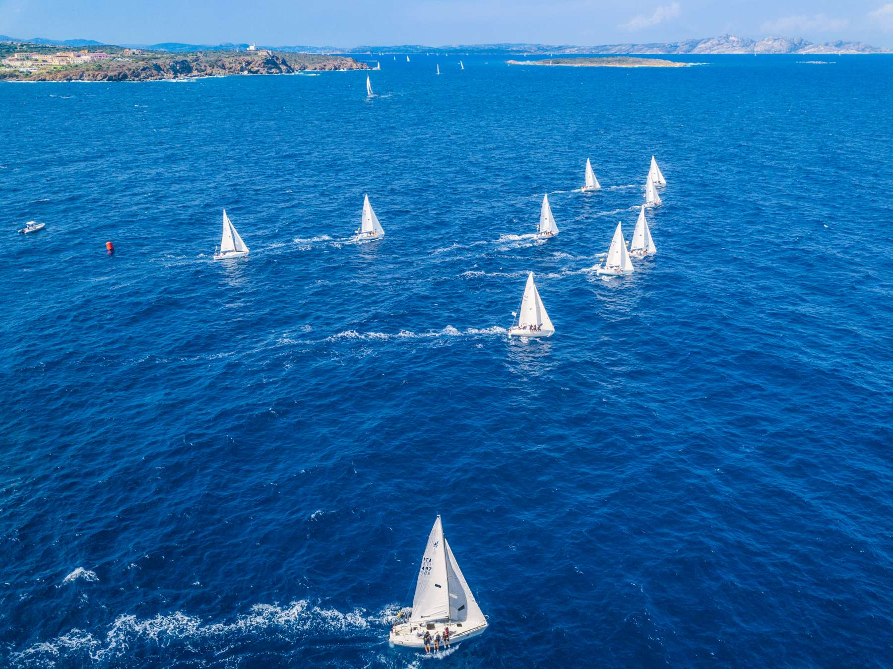 Iniziata oggi la One Ocean MBA's Conference and Regatta - NEWS - Yacht Club Costa Smeralda