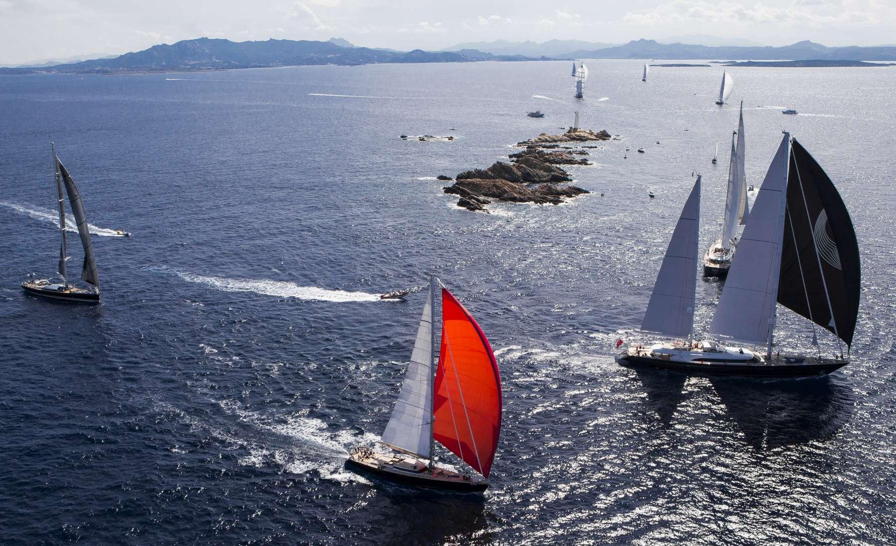 La Perini Navi Cup torna in scena a Porto Cervo - NEWS - Yacht Club Costa Smeralda