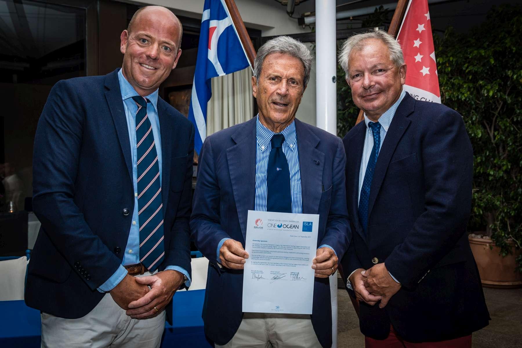 150mila sportivi coinvolti nella protezione dell'ambiente marino - NEWS - Yacht Club Costa Smeralda
