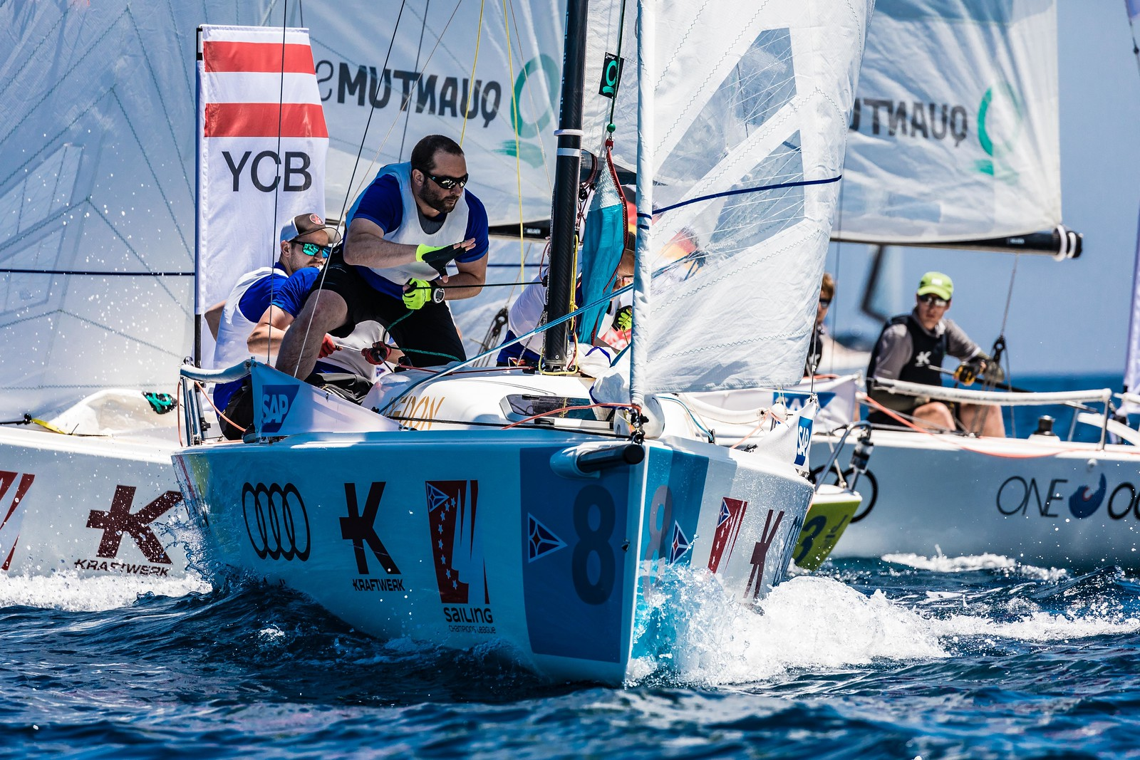 Audi Sailing Champions League: nuovi protagonisti al comando - NEWS - Yacht Club Costa Smeralda