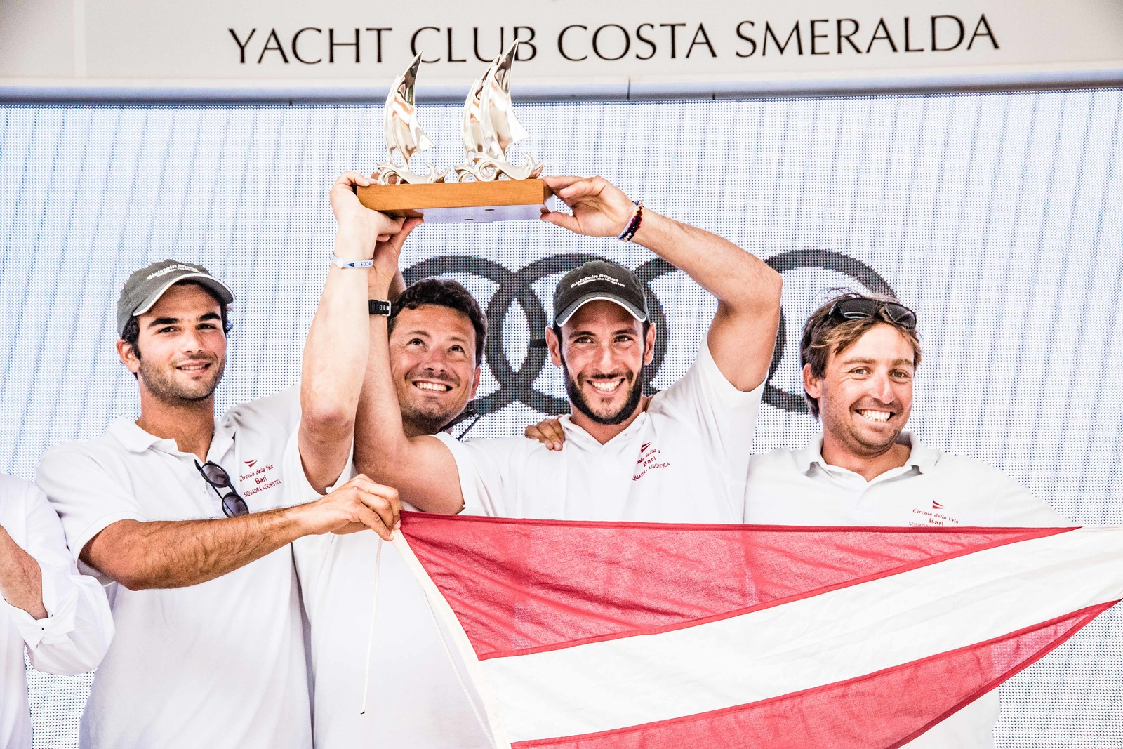 Audi SAILING Champions League: Victory for Circolo della Vela Bari - NEWS - Yacht Club Costa Smeralda