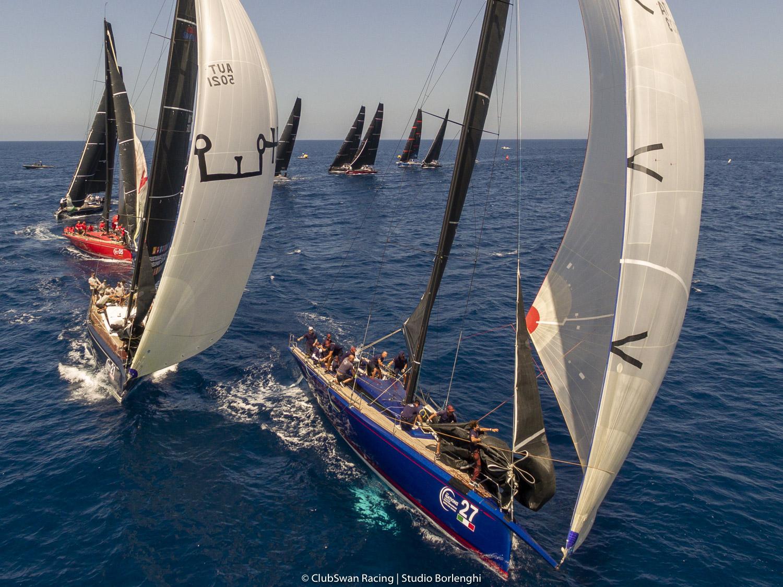 Al via a Porto Cervo la prima edizione della Swan Sardinia Challenge - NEWS - Yacht Club Costa Smeralda