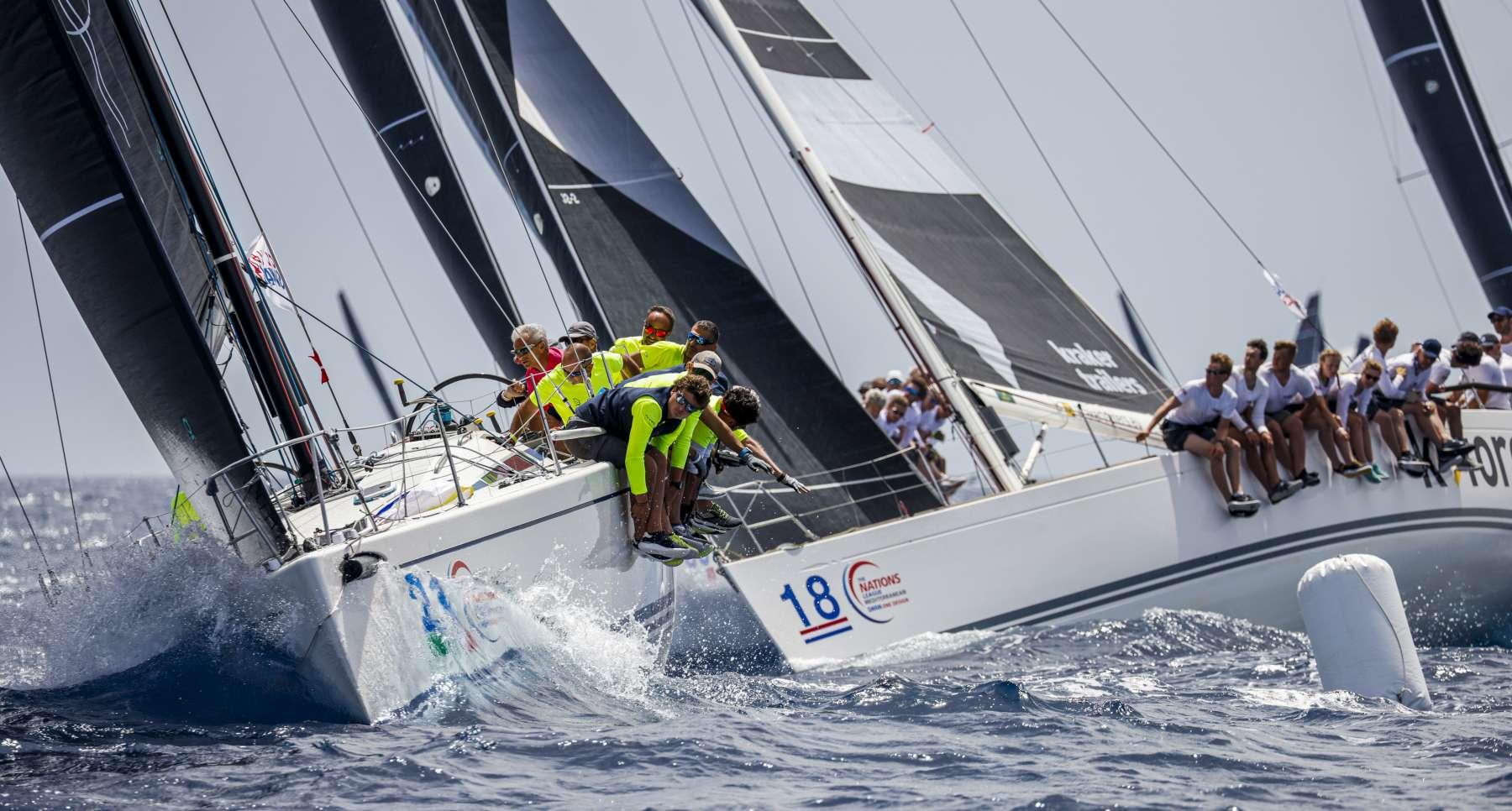 Il Maestrale soffia sulla Swan Sardinia Challenge - NEWS - Yacht Club Costa Smeralda