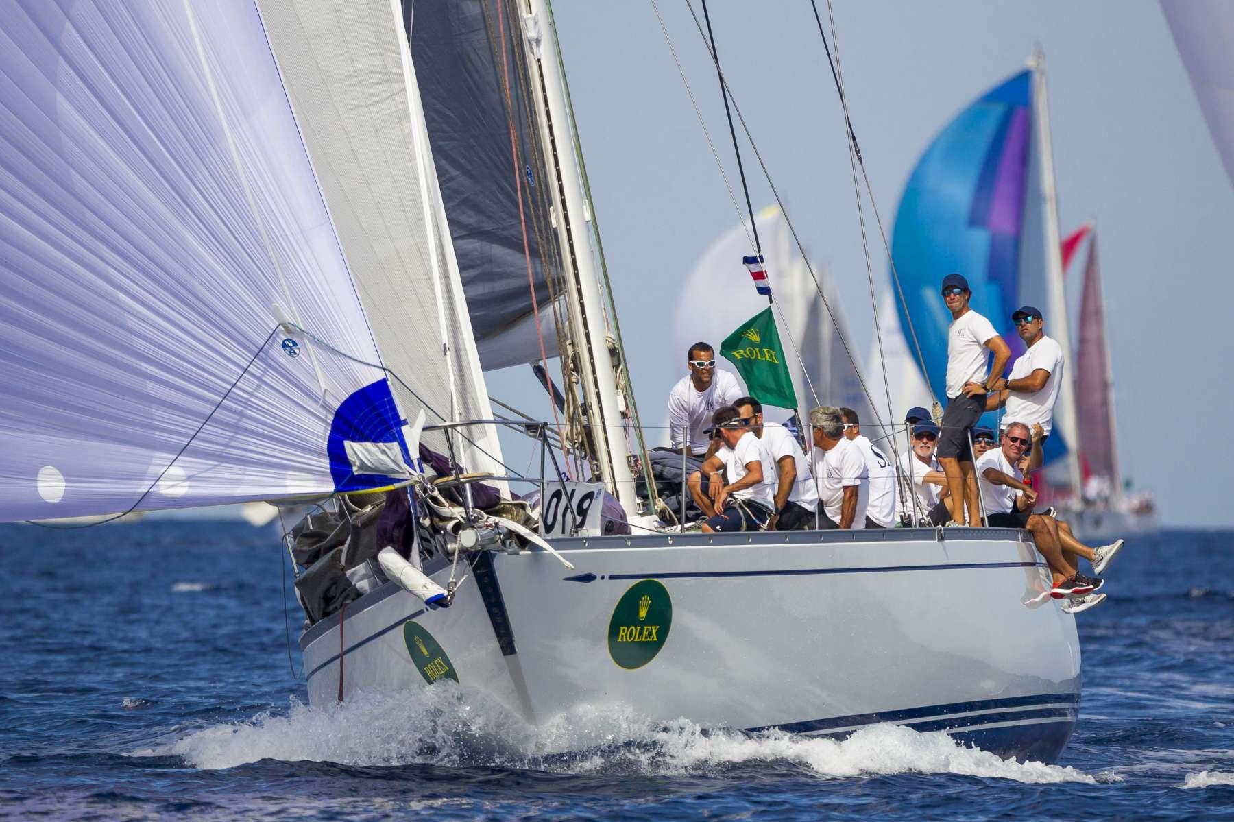 Rolex Swan Cup 2018: Plis-Play e Mela emergono nelle rispettive classi - NEWS - Yacht Club Costa Smeralda