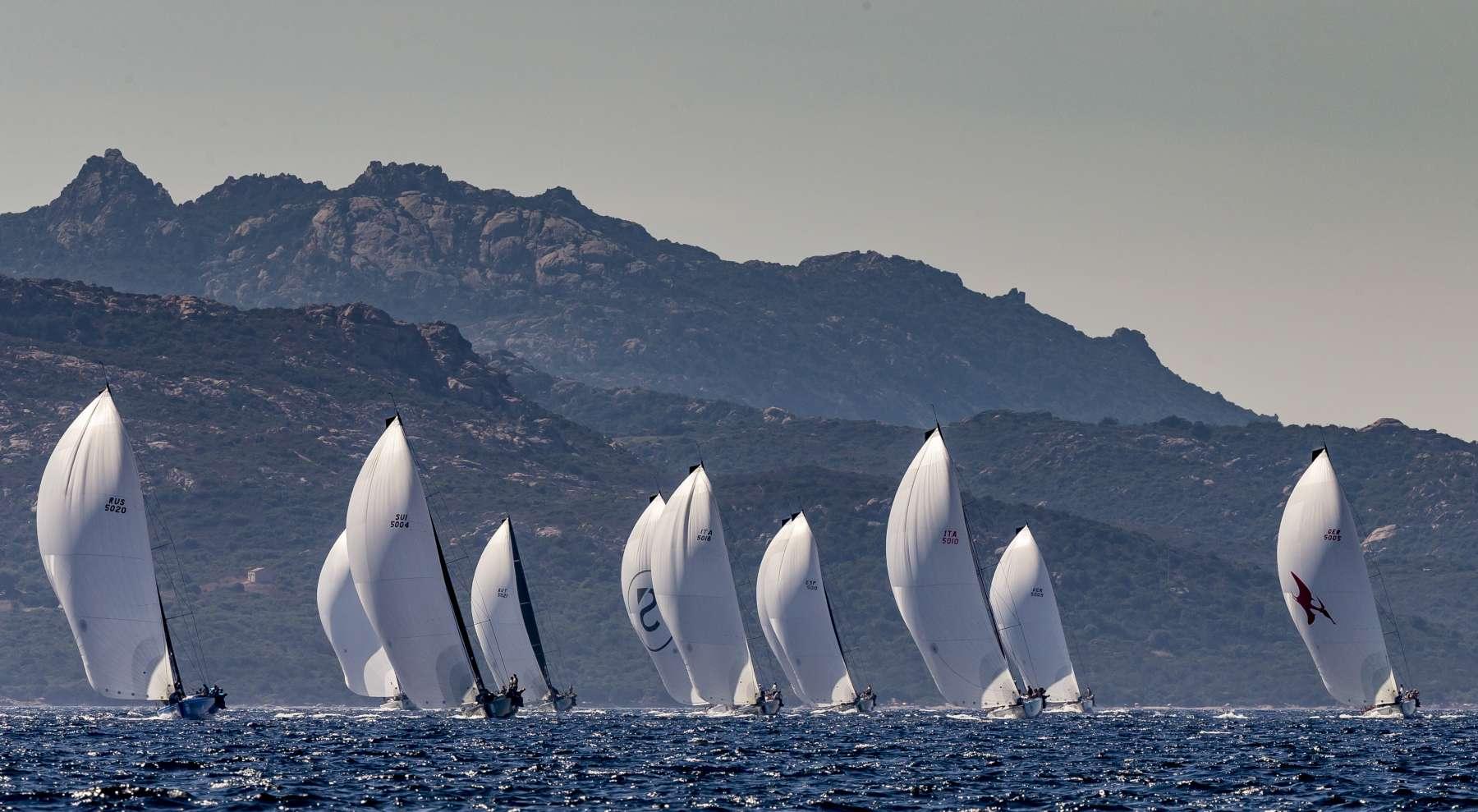 Conclusa con successo la 20^ edizione della Rolex Swan Cup - NEWS - Yacht Club Costa Smeralda