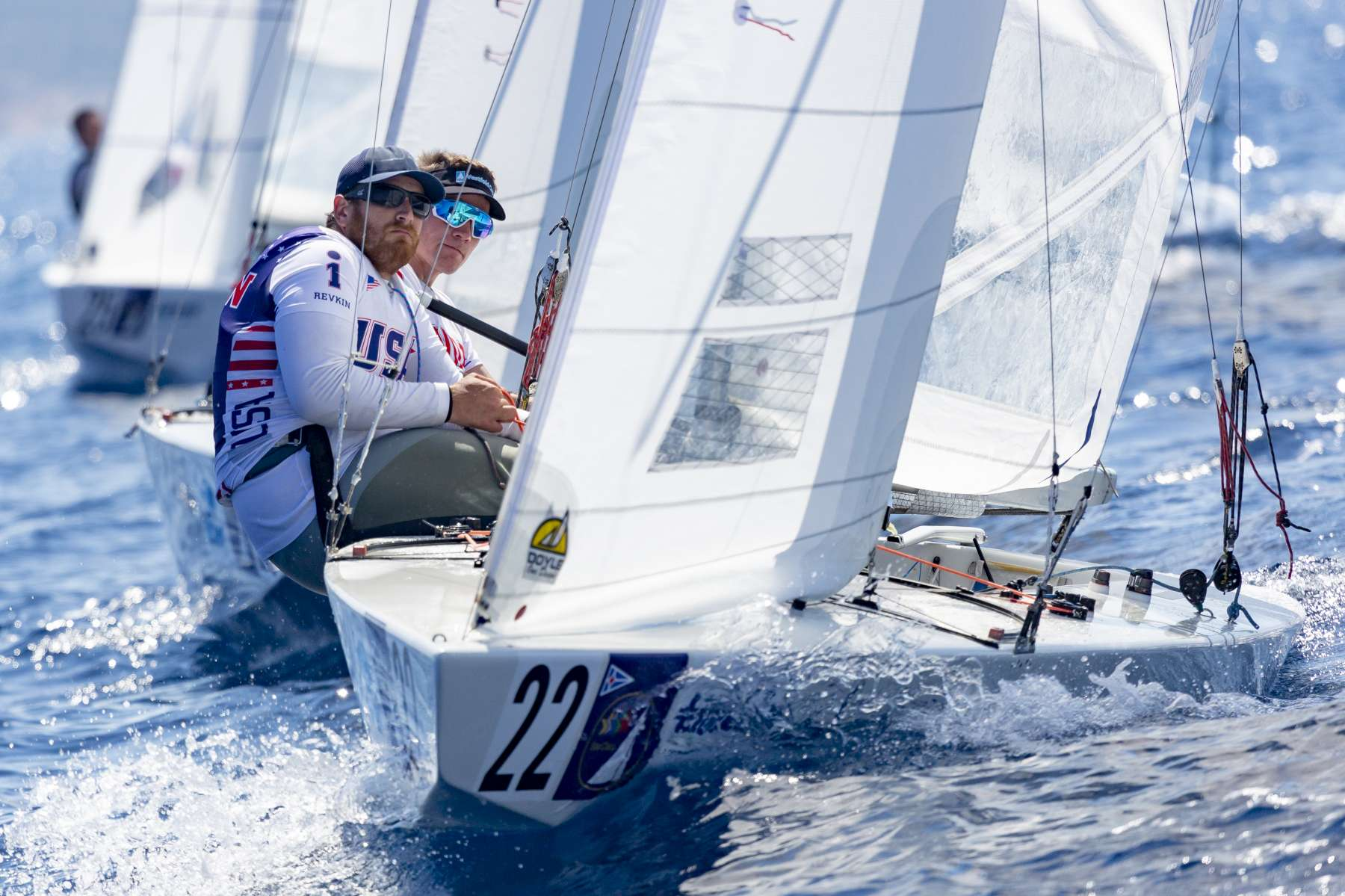 Star Class World Championship: the games are still open  - NEWS - Yacht Club Costa Smeralda