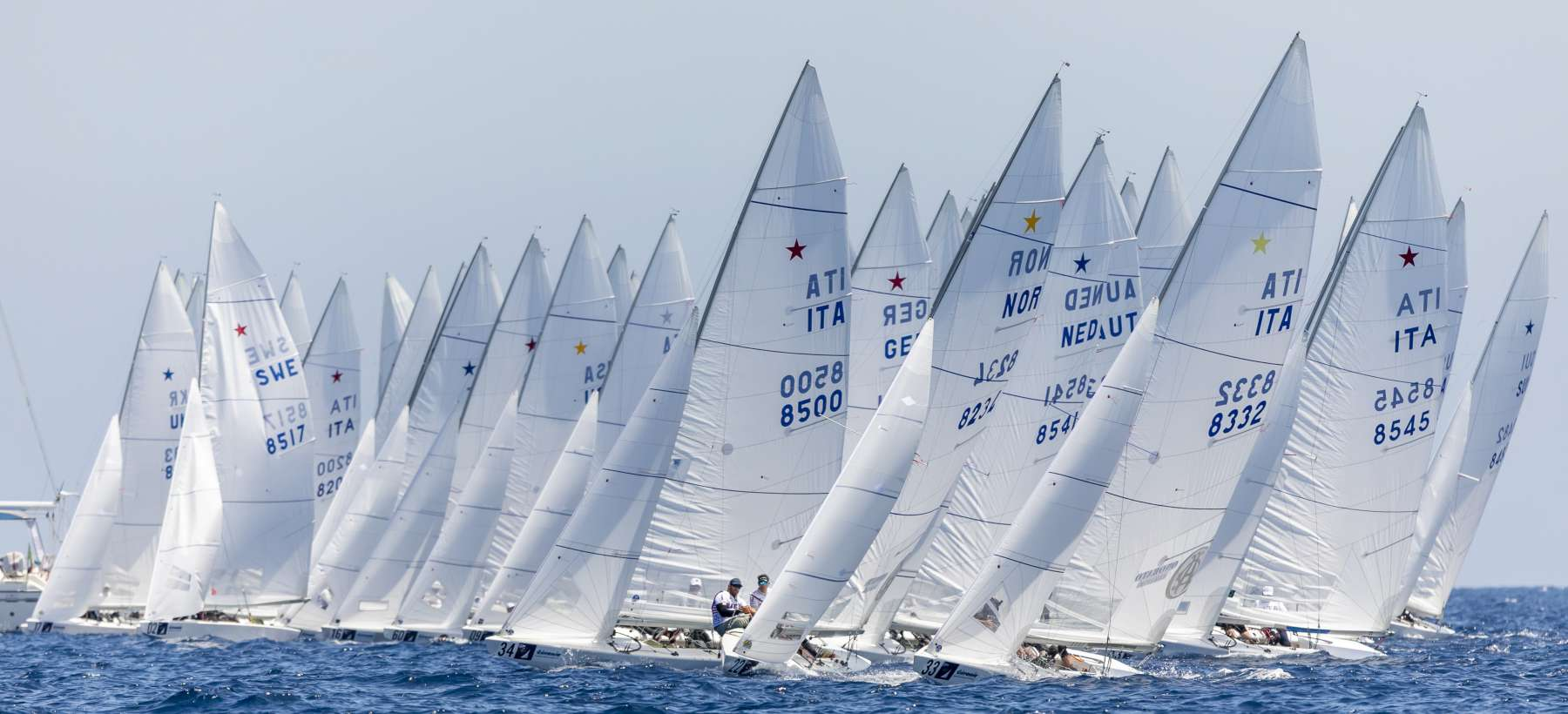 Campionato Mondiale Classe Star: partono in testa due team italiani  - NEWS - Yacht Club Costa Smeralda