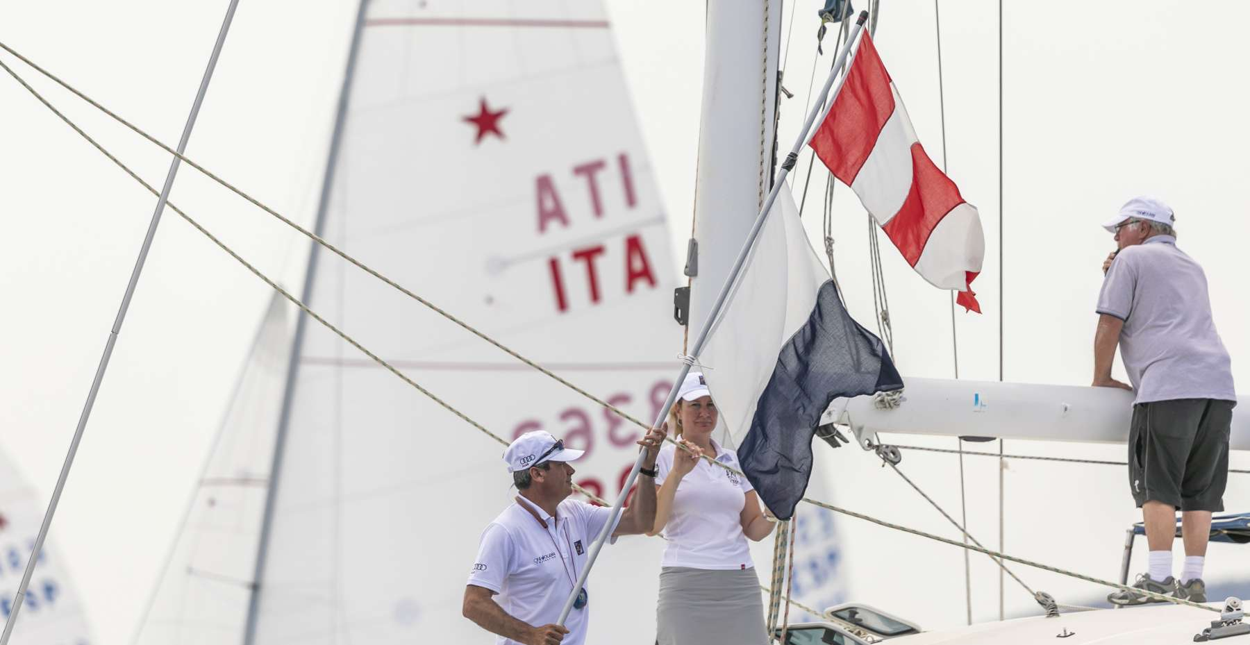 Star Class World Championship: no wind, no race - NEWS - Yacht Club Costa Smeralda