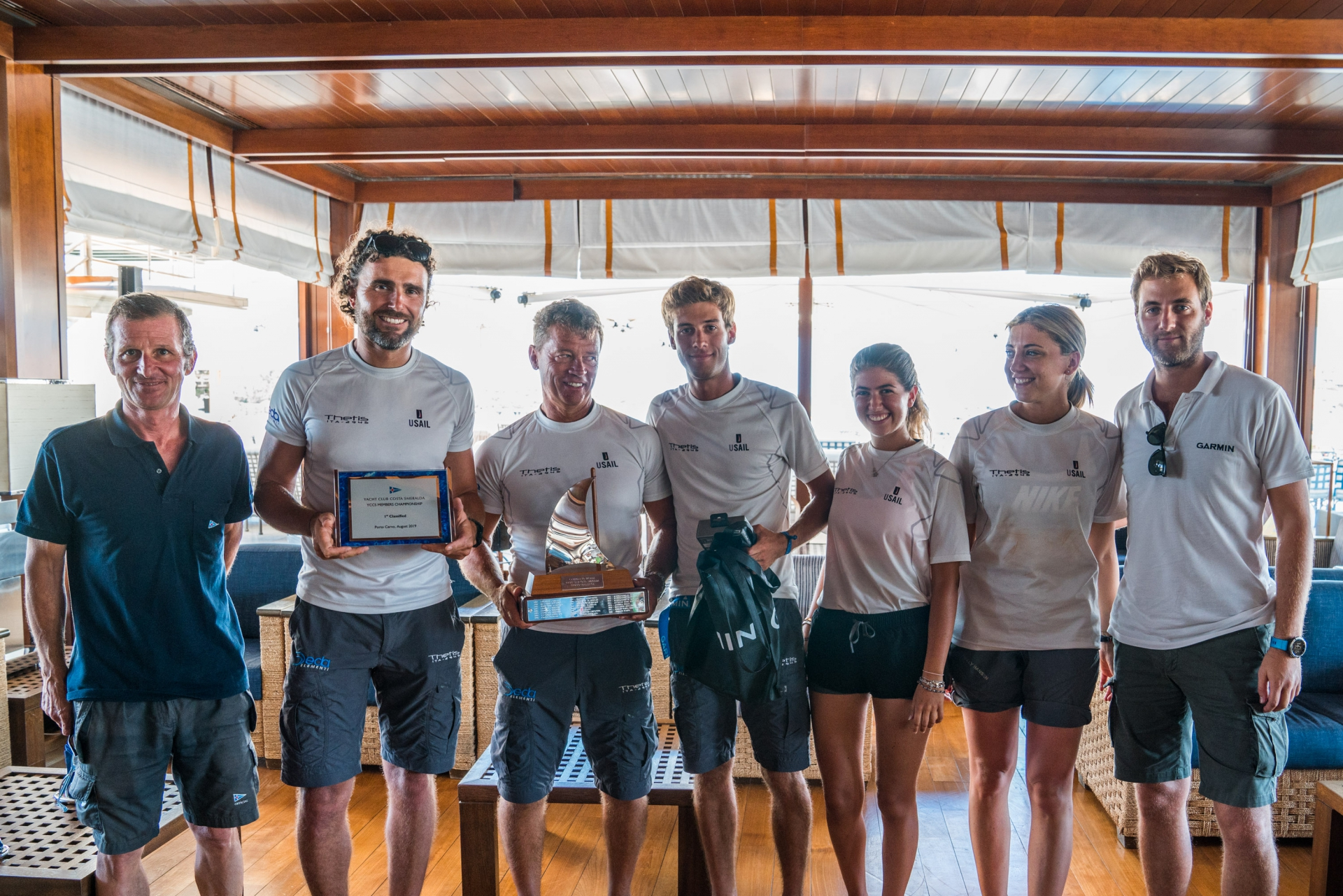 Luca Locatelli crowned Members' Champion 2019 - NEWS - Yacht Club Costa Smeralda