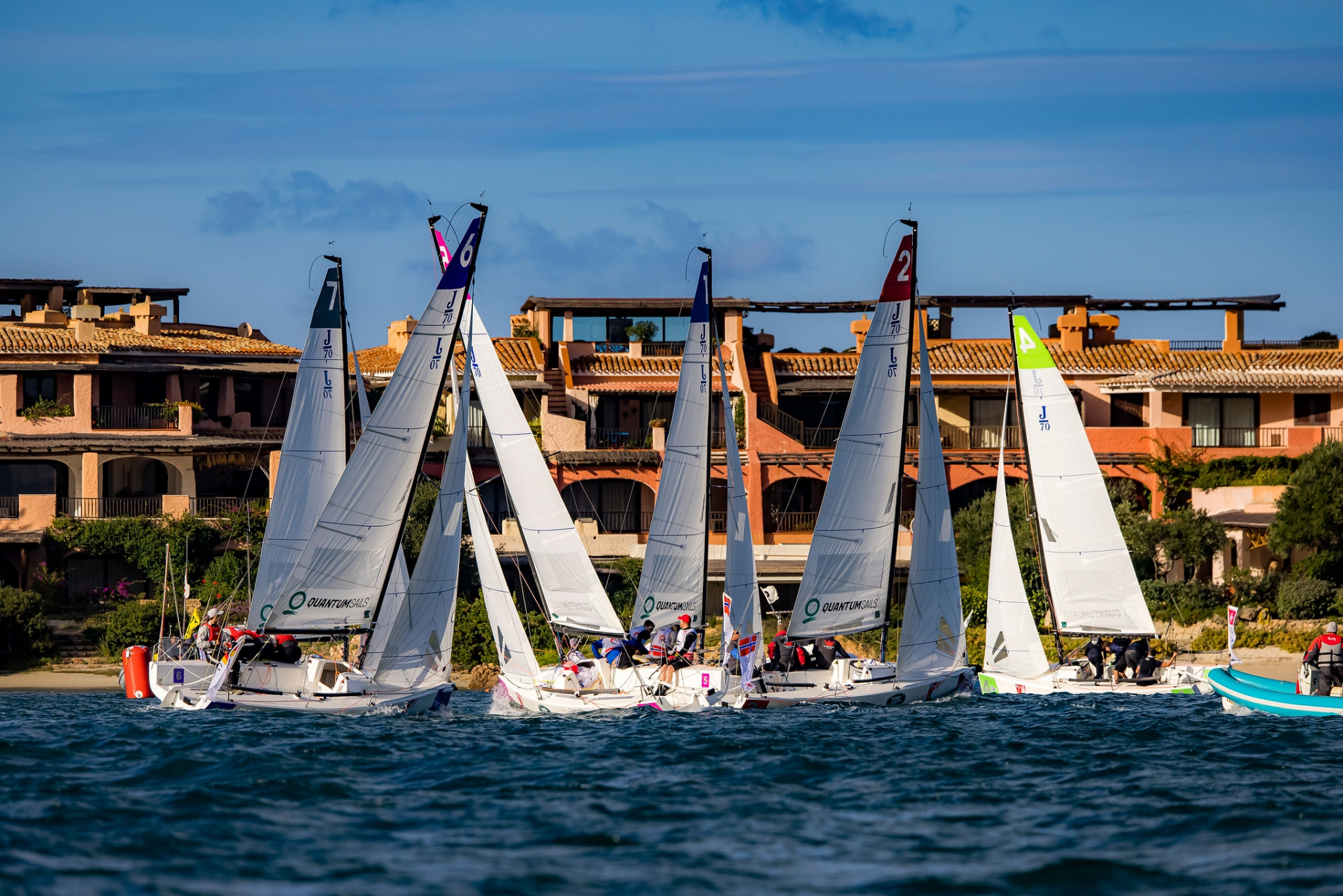 Il team finlandese Esbo Segelförening vince la SAILING Champions League Final - NEWS - Yacht Club Costa Smeralda