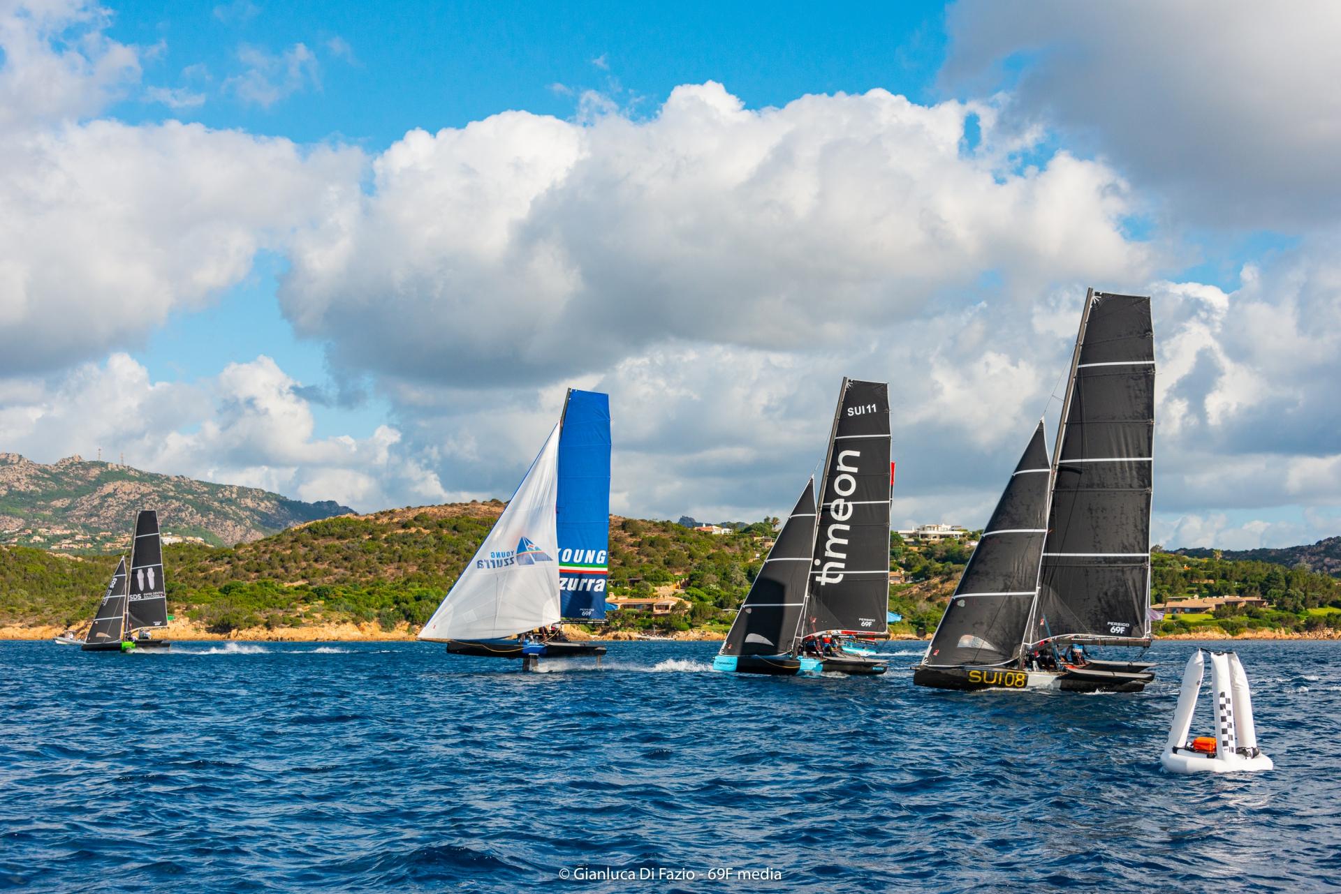 Al via il Persico 69F Cup Grand Prix 2.2 - NEWS - Yacht Club Costa Smeralda